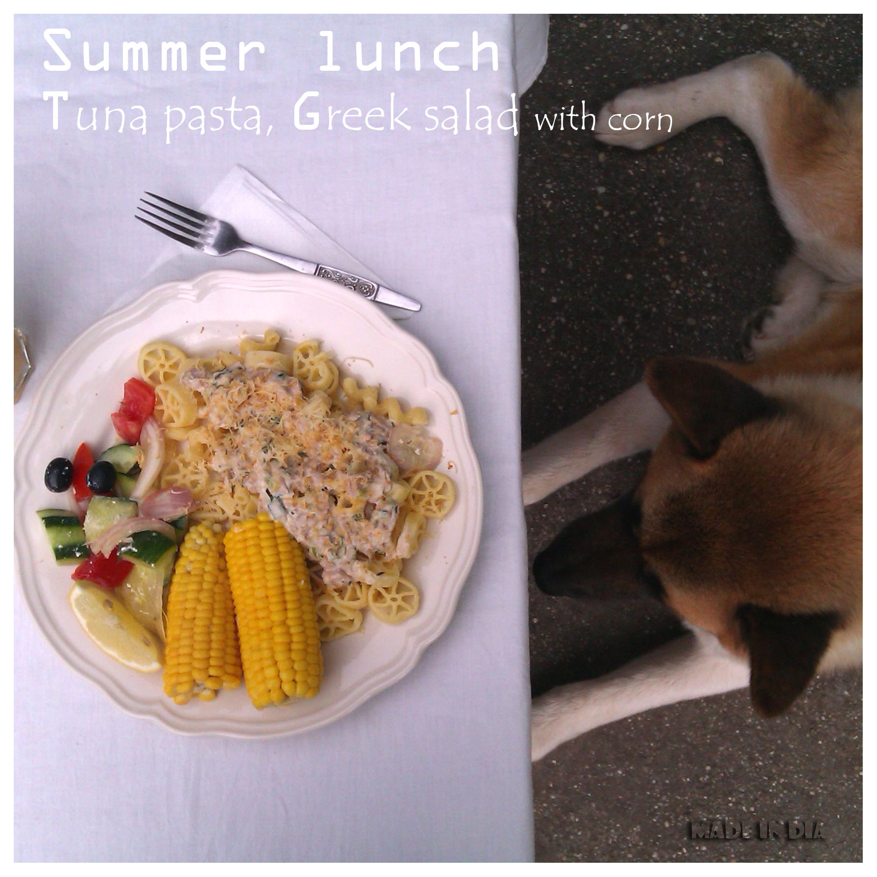 Summer lunch
