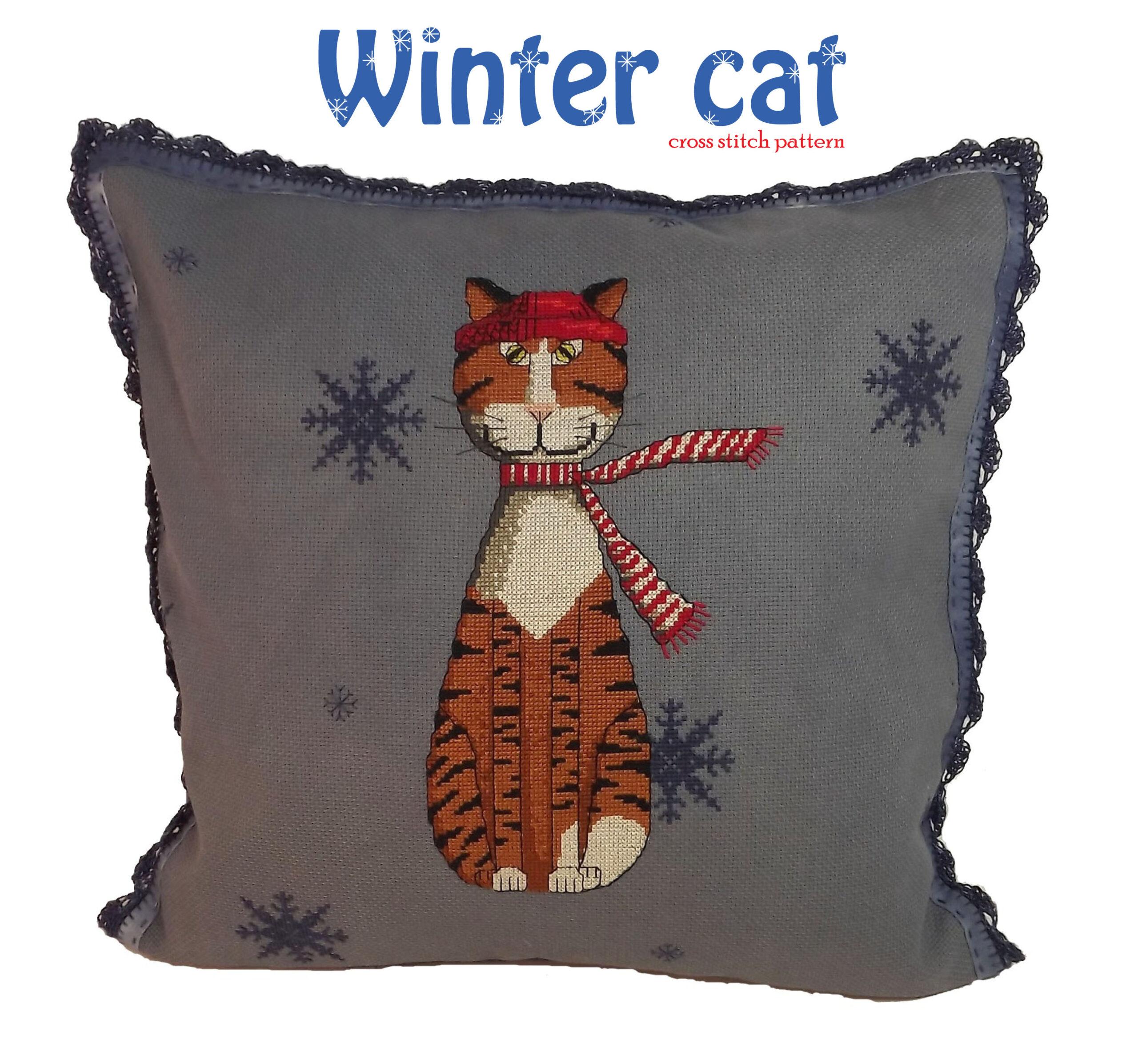 WinterCat New pattern